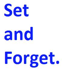 """Phương pháp giao dịch Forex """"Đặt lệnh và Quên đi"""""""