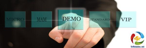 Chơi ngoại hối bằng tài khoản demo sẽ giúp bạn tự tin hơn