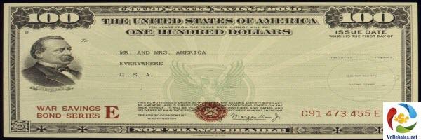 Trái phiếu tiết kiệm Mỹ